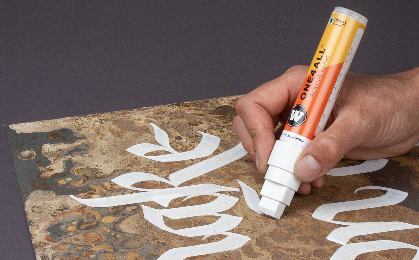 ONE4ALL™ ACRYLIC MARKER SYSTEM
